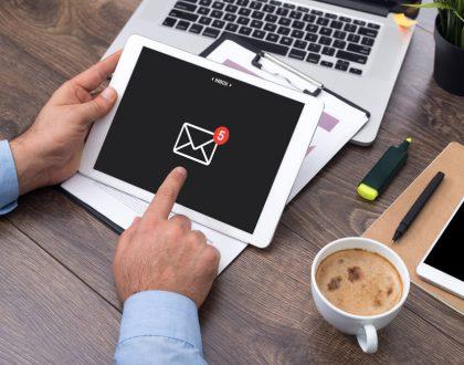 6 dicas para proteger seu e-mail corporativo