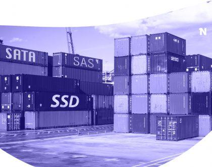Armazenamento SSD, SAS ou SATA? Confira as principais diferenças!